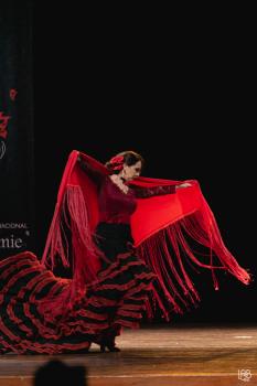 Wânia Ormond, professora, bailarina e coreógrafa