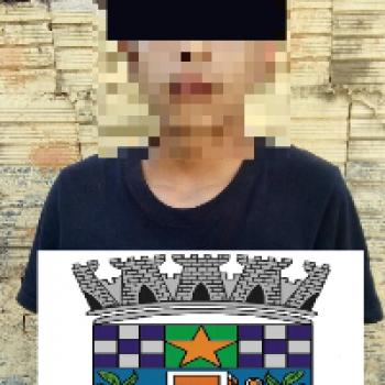 Menor é preso após denuncia em  Rosário Oeste