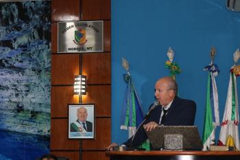 Dr. André cobra projeto para solucionar problemas no período chuvoso