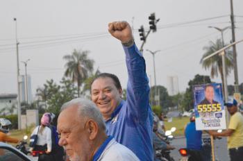 Toninho de Souza pontua bem em todas pesquisas de intenção de votos para Deputado Estadual