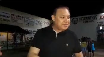 Toninho de Souza diz que será o deputado mais votado em Nobres; veja o vídeo