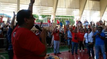 Assembleia geral delibera pela construção da greve na rede estadual de educação