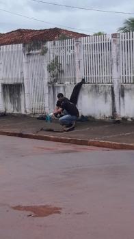 Jovem é assassinado a tiros em rua do São José