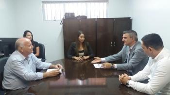 MPMT e prefeito acertam cessão de terreno para construção de nova sede da Promotoria