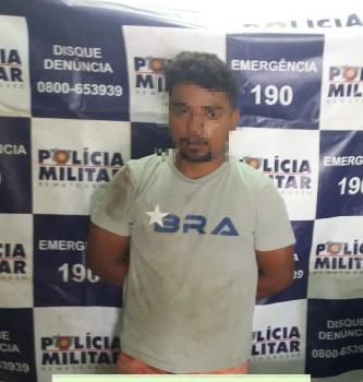 Homem é preso por estuprar e espancar idosa de 90 anos no Jardim Paraná