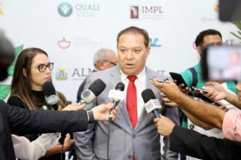 Toninho de Souza é empossado deputado estadual