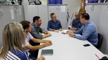 Prefeito busca ajuda para reconstruir ponte em Rosário Oeste