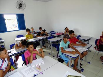 Seduc realiza reparos em escola de Rosário Oeste
