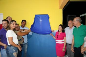 Assistência Social entrega reforma do prédio do Serviço de Convivência e Fortalecimento de Vínculos