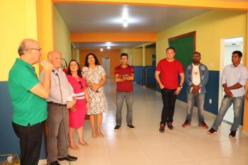 Dr. André ressalta obras realizadas pela administração e diz que Nobres está no rumo certo
