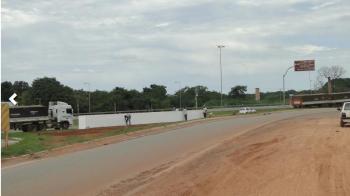 Pátio da Infraestrutura recebe adequações e setor segue fiscalizando obras e recuperando ruas