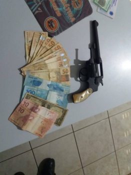 Homem é preso por emprestar arma para amigo que atirou em jovem na zona rural de Nobres