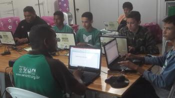 Secretaria de Assistência Social em parceria  com Senar realiza  curso de Inclusão Digital em Rosário Oeste