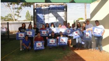 """Secretaria de Assistência Social recebe cobertores do """"Programa Aconchego"""""""