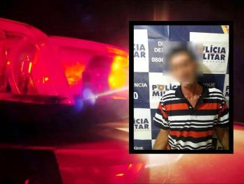 Homem embriagado causa acidente e se recusa pagar prejuízos da vitima em Nobres
