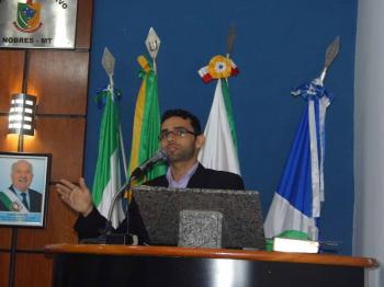 Sob coordenação do vereador Rogério Frazão Sampaio, Projeto Bombeiros do Futuro abre matrículas nesta quarta (09)  em Nobres