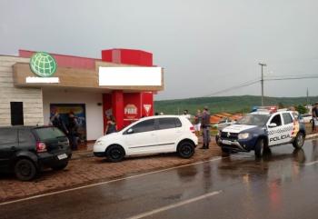 Dois homens são mortos com tiros dentro de autoescola em Diamantino