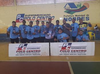 Nobres e Poconé vencem a 7º Copa Polo Centro de Handebol