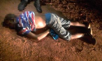 Homem  é  executado com tiro na cabeça no Jardim Petrópolis