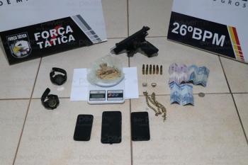 Suspeitos de participação em homícidos em Nobres são presos em Nova Mutum
