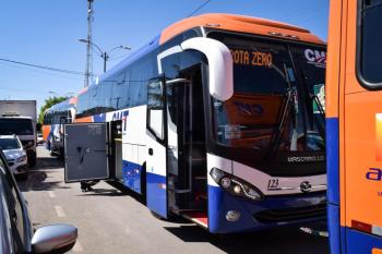 Decreto paralisa o transporte intermunicipal em Mato Grosso para prevenção do coronavírus