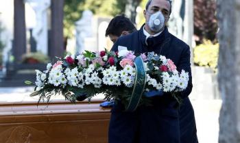 Cemitérios e funerárias se preparam para aumento da demanda