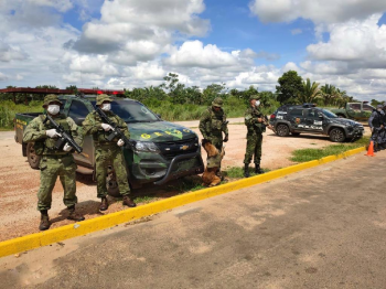 Gefron intensifica barreira para impedir entrada de estrangeiros