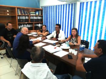 Comitê define reabertura de feira livre, desmobilização da barreira sanitária e agenda nova reunião para debater a reabertura do turismo