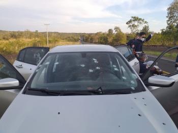 Confronto com PMs deixa 5 bandidos mortos no Manso