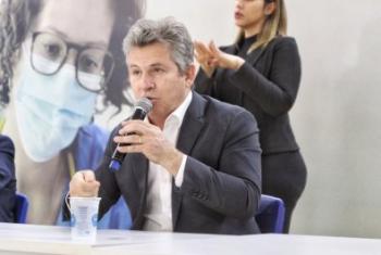Governador convoca imprensa para anunciar nova medidas de flexibilização de quarentena