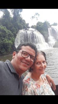 20 dias, após perder o sobrinho para o coronavírus, mãe de Dr. Esmeraldo está internada na  UTI em estado gravíssimo com a doença