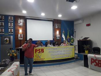 """PSB faz """"segredo"""" sobre vice e pretende garantir mais vagas no legislativo"""