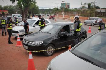 Operação Lei Seca prende 20 pessoas por embriaguez ao volante no fim de semana