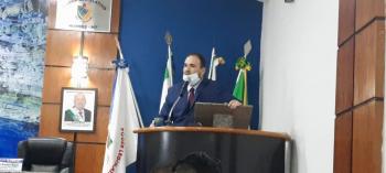 Flávio Rondon é o novo líder do prefeito Leocir na Câmara Municipal de Nobres
