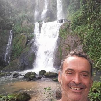 Vizinho que matou empresário por disputa de ponto turístico em cachoeira é preso em MT
