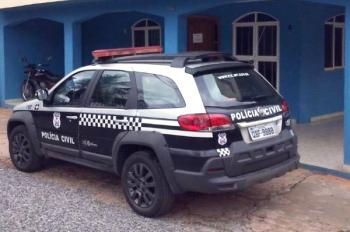 Polícia Civil cumpre mandados contra envolvidos em roubos a propriedades rurais de Nobres