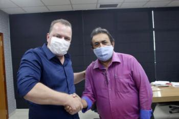 Max Russi destina R$ 400 mil para saúde em Poconé