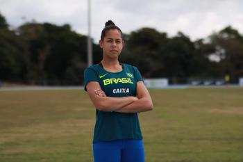 Livramentense está entre as atletas de MT convocadas para disputar o Campeonato Sul Americano Sub-20