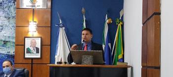 A pedido do Vereador Eliés ambulância da Vila Roda D'água será  substituída por uma de modelo Hilux