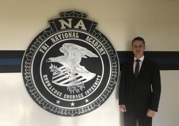 Delegado da Polícia de Mato Grosso é graduado na Academia do FBI nos EUA