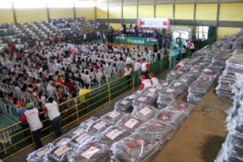 Campanha Aquece Cuiabá; arrecada 21,6 mil cobertores