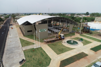 Com investimento de R$ 1.2 mi, Mercado do Produtor foi inaugurado