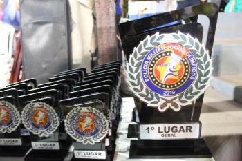 Interior celebra título de campeão geral da 37ª Olimpíadas da Polícia Militar