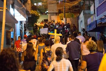 Prefeitura de SP diz que 12 pessoas foram hospitalizadas após tumulto em baile funk
