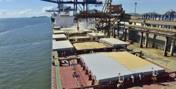 Importações de soja da China em dezembro saltam 67% na comparação anual