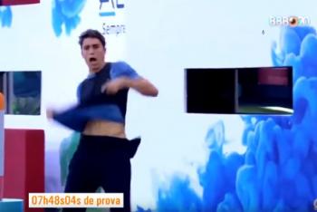 Reprodução/BBB/TV Globo