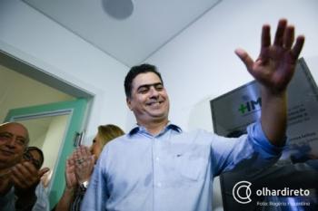 Emanuel edita novo decreto para religar fornecimento de água em todas as casas de Cuiabá