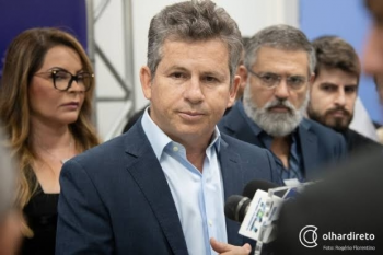 """""""Foram tomadas decisões que fogem à racionalidade"""", diz governador sobre restrições"""