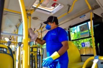 Cuiabá pede que se use ônibus em casos extremos