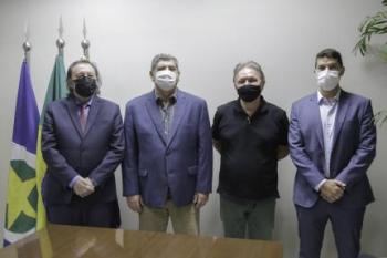Conselheiros Novelli e Antonio Joaquim são reintegrados ao TCE